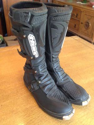 THOR Motorcycle Boots for Sale in Klamath Falls, OR