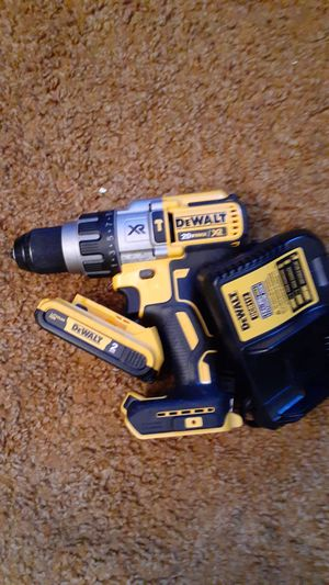 Hammer drill XR Max for Sale in COCKYSVIL, MD