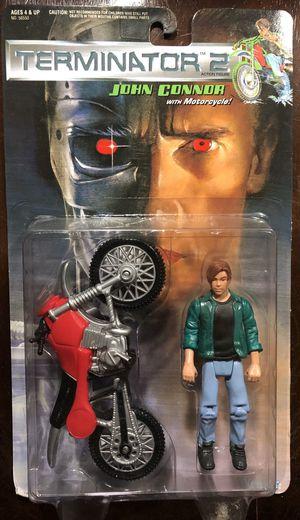 Terminator 2 - John Connor Figure - Rare! for Sale in La Porte, TX