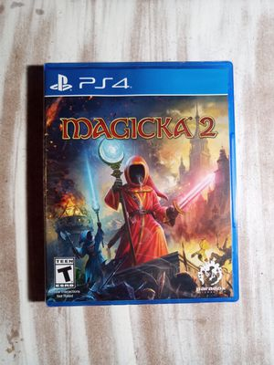 Magicka 2 for PS4 LRG # 139 Sealed for Sale in Phoenix, AZ