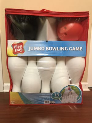 Jumbo Bowling for Sale in Lombard, IL