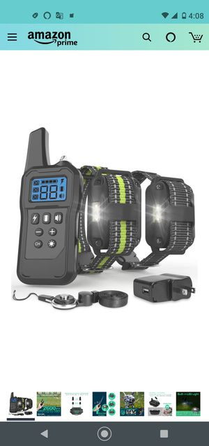 Dog Training Collar for Sale in Los Angeles, CA