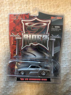 "Toy Car Urban Diecast Collection Ridez ""66 VW Karmann Ghia for Sale in TEMPLE TERR, FL"