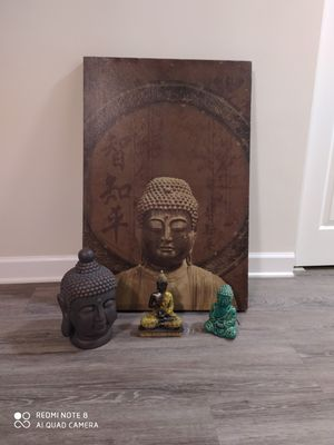 Buddha set for Sale in Takoma Park, MD