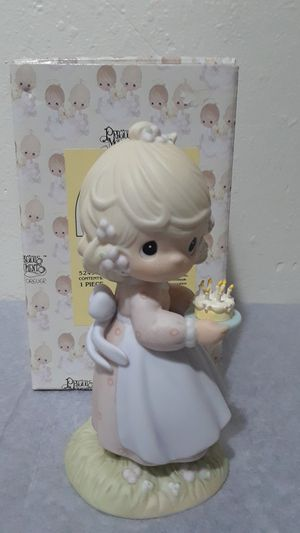 Precious Moments May your Birthday be a Blessing figurine for Sale in Tampa, FL