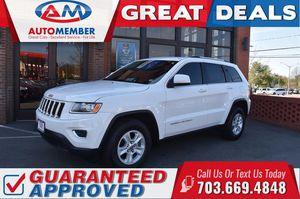 2015 Jeep Grand Cherokee for Sale in Leesburg, VA