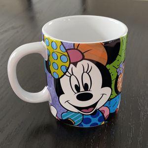 Disney Britto Minnie Mouse Mug for Sale in Bolingbrook, IL