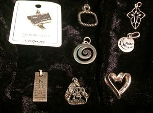 Sterling silver charms for Sale in Vancouver, WA