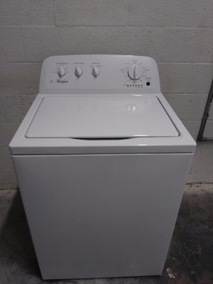 Whirlpool Washer(lavadora)- Heavy Duty $185.00 for Sale in Miami, FL
