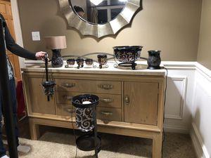 Partylite Amaretto Swirl Candle Holder Lot for Sale in Naperville, IL