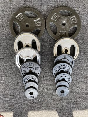 Weights 100 LBS Total for Sale in Phoenix, MD
