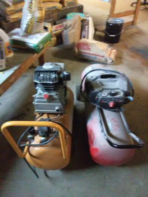 2 compressors for parts . for Sale in Chicago, IL