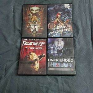 Horror Movies - Dvd for Sale in Los Angeles, CA