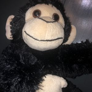 Monkey Hugger Plush Wrap Around Arms for Sale in Wilmington, OH
