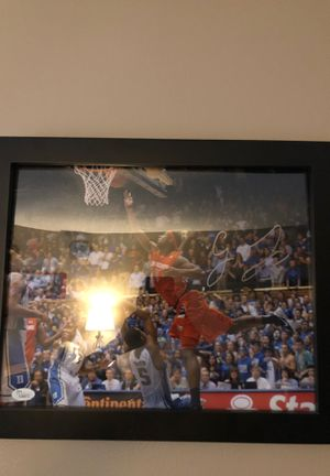Signed photo DukeVs Syracuse for Sale in West Hartford, CT
