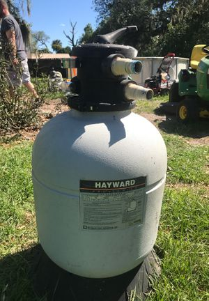 Hayward pro series high rate sand filter (pool) for Sale in Mims, FL