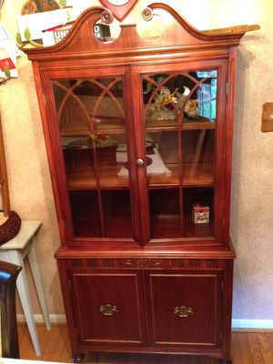 Antique Furniture Cabinet for Sale in Woodbridge, VA