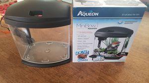 Aqueon desktop aquarium for Sale in San Pedro, CA