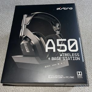 Astro A50 Wireless With base Station - Ps5 PS4 MAC PC for Sale in Chicago, IL