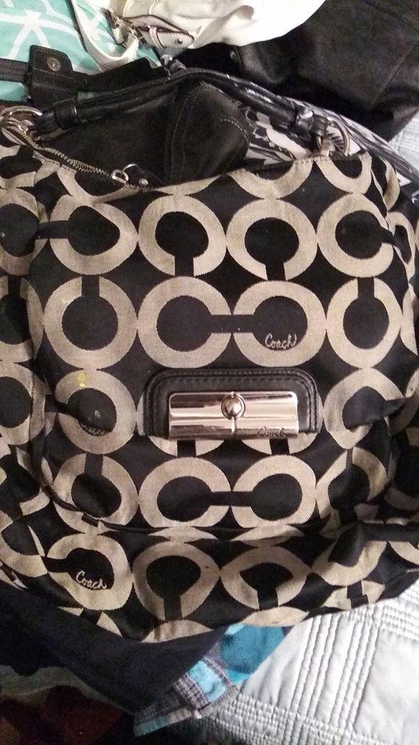 Coach hobo bag