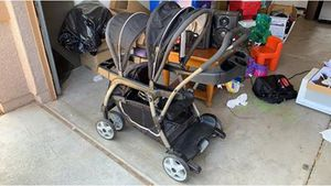 Graco Sit and Stand double Stroller for Sale in Surprise, AZ