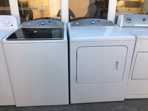 Kenmore Washer and Dryer \ Warranty \ Delivery for Sale in Rosemead, CA