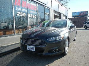 2016 Ford Fusion for Sale in Des Moines, IA