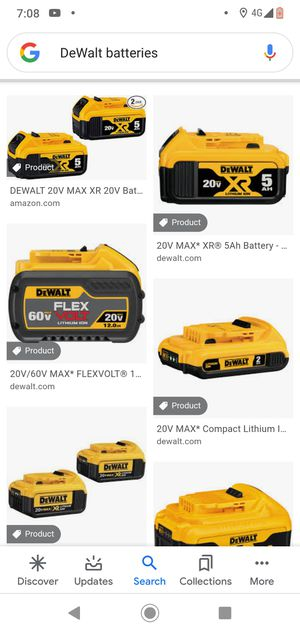 I'll buy your old dead lithium ion cordless power tool batteries for Sale in Portland, OR
