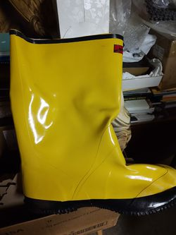 N-S. Brand Rubber Boots-Size 15 for Sale in Philadelphia,  PA