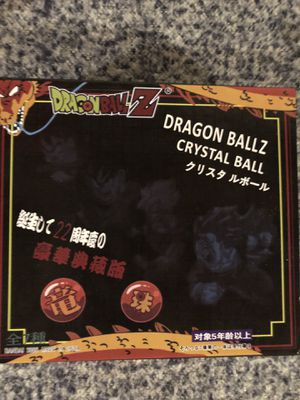 Dragon Ball Z Crystal Dragon Balls for Sale in Tinley Park, IL