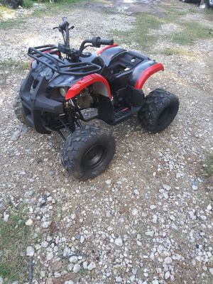 110cc Four Wheeler with Reverse for Sale in Houston, TX