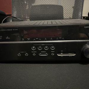 Yamaha 5.1 Surround sound Receiver for Sale in San Diego, CA