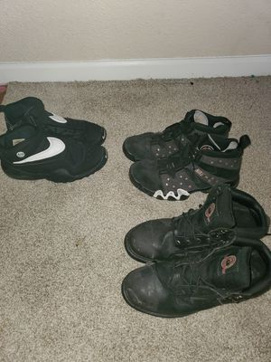 Nike shoes,workboots for Sale in Watauga, TX