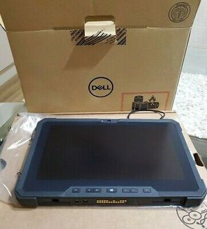 Dell Latitude 12 Rugged Tablet 512gb Win 10 Pro Verizon 4G LTE for Sale in Alexandria, LA