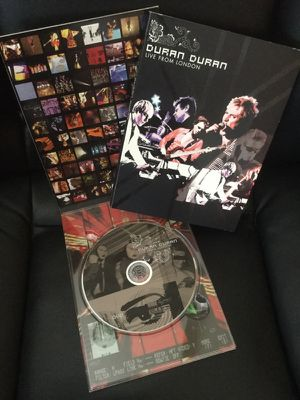Duran - Duran Live from London 🎸🎶😎 Amazing performance Concert DVD for Sale in Alexandria, VA