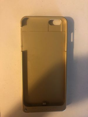 iPhone 6 Plus battery case for Sale in Los Angeles, CA