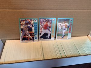 1992 Fleer Complete Baseball Card Set for Sale in South Attleboro, MA