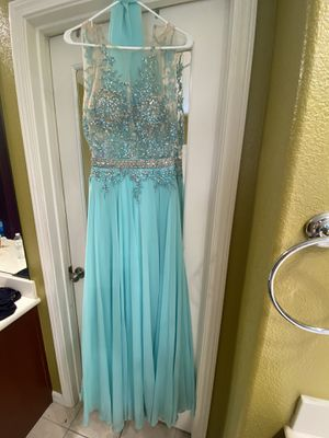 Size small prom dress for Sale in Modesto, CA