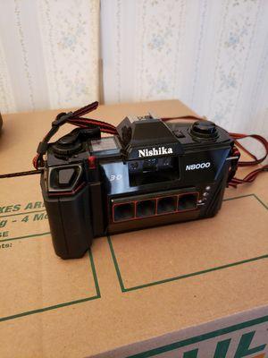 Nishika 3 - D N8000 Camera / no film for Sale in Waterbury, CT
