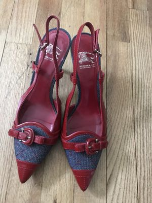 BURBERRY SHOES ! 39 for Sale in Takoma Park, MD