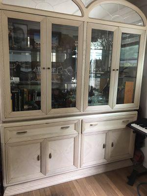 Living Room Cabinet/ storage shelf for Sale in Trenton, NJ