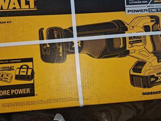 DeWalt 20v Max XR Brushless Reciprocating Saw Kit for Sale in Nashville,  TN