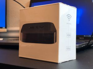 Apple TV 3rd Gen - Sealed for Sale in Conroe, TX