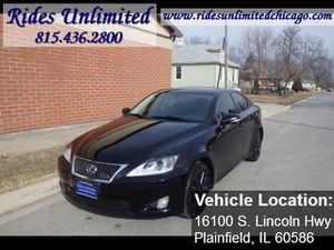 2010 Lexus IS 250 for Sale in Plainfield, IL