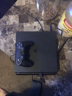 PS4 1TB slim for Sale in Washington, DC