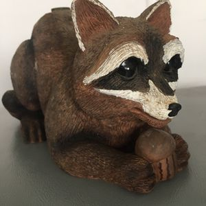Raccoon Concrete Lawn Decor Sprinkler for Sale in Phoenix, AZ