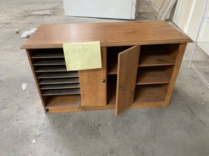 Office warehouse items for sale - desks etc $20 for Sale in Fresno, CA