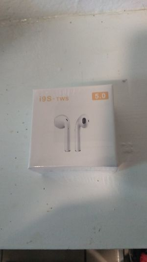 I9S-TWS airpods for Sale in San Angelo, TX