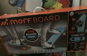 Unopened Morf Board for Sale in Olympia, WA