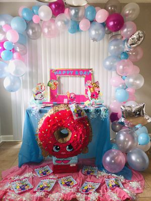 Shopkins Theme🎊🎀💖🥳🎉 for Sale in Humble, TX